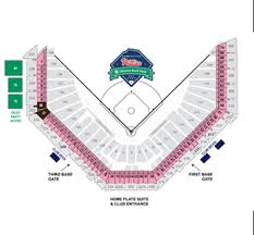 Punctual Phillies Seating Chart Suites Miller Park Seat
