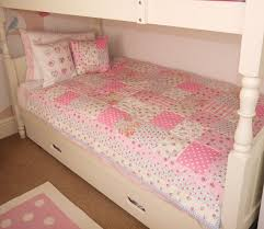 HANDMADE PATCHWORK QUILT single bed size Cath Kidston fabric. & Like this item? Adamdwight.com