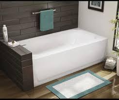 briggs liberty ultracast 60 x 30 white bathtub with left hand drain at menards