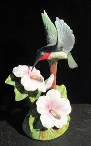 retired porcelain hummingbird figurine gallery originals