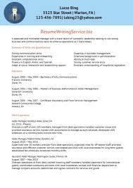 Resume Proofreading Resume