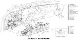 mustang turn signal wiring diagram image 67 mustang dash wiring diagram images 67 ford tachometer wiring on 67 mustang turn signal wiring