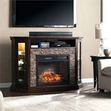 tv console with electric fireplace southern enterprises redden corner electric fireplace stand tv tresanti tv console tv console with electric fireplace