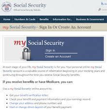 Social Security Direct Deposit Form Gorgeous Crooks Hijack Retirement Funds Via SSA Portal Krebs On Security