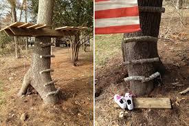 simple treehouse. Simple-tree-house-01 Simple Treehouse E