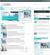 Professional Templates 44 Professional Blog Themes Templates Free Premium Templates