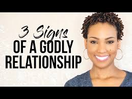 3 Signs God is The Foundation of a Relationship - YouTube