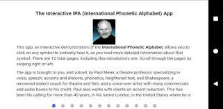 Enter the international phonetic alphabet. Interactive Ipa Aplikacije V Googlu Play