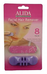 hair remover pads by alida