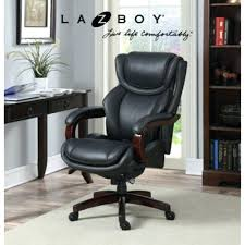 la z boy bradley leather executive office chair comfy top home design best remodel