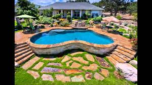 above ground swimming pool ideas. Amazing Swimming Pool Landscaping Ideas For Backyard Image Above Ground