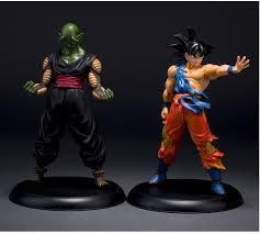 <b>2pcs</b>/<b>lot</b> Japanese classic <b>anime</b> 22cm figure <b>Dragon</b> Ball Z Action ...