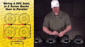 svc 2 ohm subwoofer wiring diagram wiring diagram libraries parallel single subwoofer wiring diagram wiring librarysubwoofer wiring four ohm svc subs series parallel kicker diagram