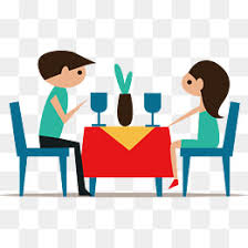 dinner table clipart. Perfect Clipart Eat Dinner Table Table Vector Dining Table Communication PNG And Vector With Dinner Clipart 8
