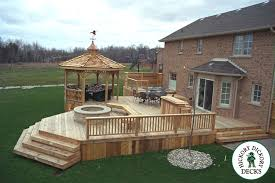Backyard Deck Design Ideas Best Deck Patio Design Ideas Possibility House Plans 48 Deck Plans