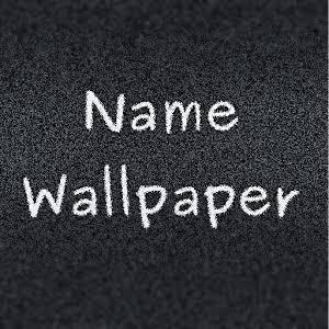 intezar name wallpaper