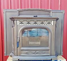 harman accentra insert fireplace insert pellet stove refurbished