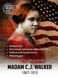 Madam Cj Walker Quotes Simple Madam CJ Walker Poster Inventor Quote Black History Art Print Etsy