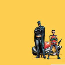 Batman And Robin Cartoon Ultra HD ...