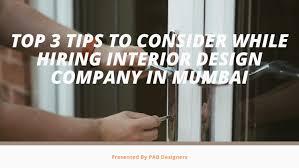 The Design Company Mumbai Interior Design Company In Mumbai By Pabdesigners1 Issuu