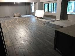 executive carpet beyond inc tile flooring job