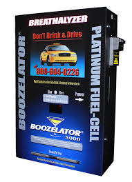 Breathalyzer Vending Machine Business