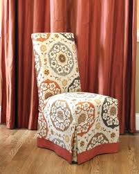 slip covers for parson chairs parson chair slipcovers dining room transitional with