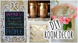 Room Decor Diy Diy Room Decorations For Cheap Youtube