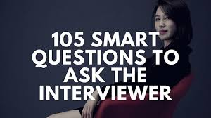good questions to ask during a job interview the 105 best questions to ask in an interview career sidekick
