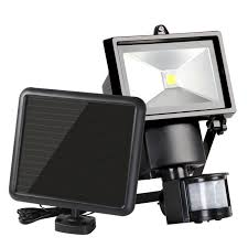 Motion Sensor Light 32 SMD Outdoor PIR  SentrySolar Sensor Security Light