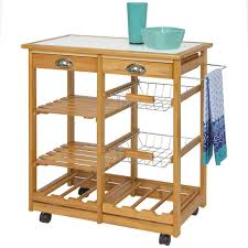 rolling table cart microwave trolley movable kitchen cabinets round kitchen island stainless steel kitchen island on wheels