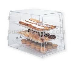 Acrylic Food Display Stands Acrylic food display case Food Display Pinterest Food 52