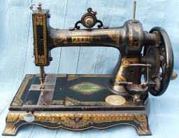 29 best White Sewing Machine Company images on Pinterest | Hair ... & White Peerless : Serial No. 487459. This White Peerless dates to around  1885 and · White Sewing ... Adamdwight.com