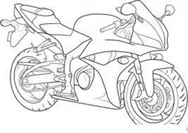 Small Picture Motorcycle Coloring Pages 13 Coloring Kids