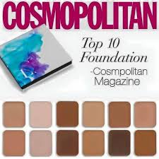 our foundation made the top 10 list with cosmopolitan magazine find out what all of the buzz is about