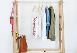 Savvy Bedroom Storage Ideas. 1. Consider Swapping Out A Traditional Wardrobe