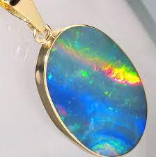 evil eye necklace gold opal pendants