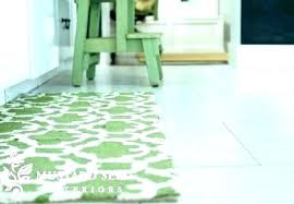 lime green and black rug rugs kitchen endearing mat sink mats ru