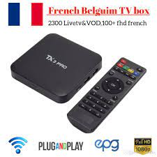 Most Popular TV Box: New Android Tv Box