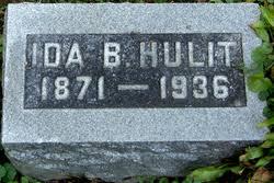 Ida Barrett Fast Hulit (1871-1935) - Find A Grave Memorial