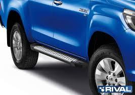 "<b>Порог</b> ""<b>Bmw</b>-<b>Style</b>"" <b>RIVAL</b> Volkswagen Amarok/<b>Toyota</b> Hilux 2015 ..."