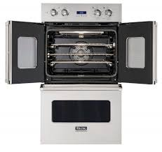 Professional Ovens For Home A Look Into Viking Built In Wall Ovens Appliances Connection Blog