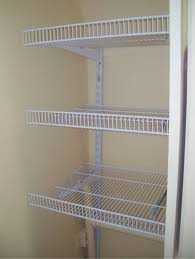 closet storage racks wire shelving is cheap and attractive organizers photo wire closet racks g62