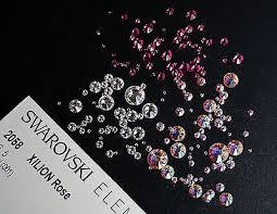 Swarovski <b>Crystals</b> 2058/2088 Flat Back - No Hot Fix - All Sizes and ...
