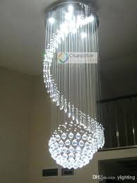 rain drop chandeliers 5 lights x crystal chandelier spiral and sphere pendant rain drop chandeliers modern