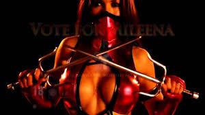 Griffinskato Mortal Kombat 9 Kitana Mileena y Sonya Sexy.