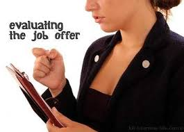 Negotiating Job Offer: Salary negotiations Salary Package: Evaluating Job Offer and Negotiating Your Salary Package