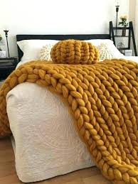 Mustard Yellow Throw Blanket Enchanting Mustard Yellow Throw Blanket Canada Mustard Yellow Throw Blanket Uk