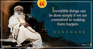 Sadhguru Quotes