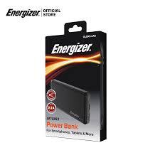 ĐÁNH GIÁ] Sạc dự phòng Energizer 10,000mAh /3.7V Li-Polymer - UE10053BK, giá  rẻ 299,000đ! Xem đánh giá ...